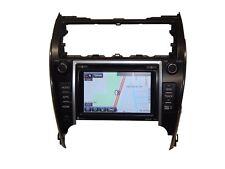 2012-2014 Toyota Camry JBL GPS Navigation Display Screen 86100-06310 100202 OEM