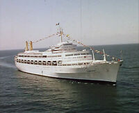S.S Canberra, S.S Oronsay 1964 DVD, P&O Orient Lines