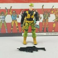 Original 2004 GI JOE HARD DRIVE V1 ARAH not Complete UNBROKEN figure Valor Venom
