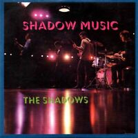 *NEW* CD Album The Shadows - Shadow Music (Mini LP Style Card Case)