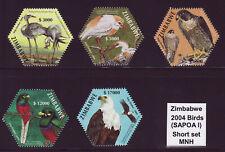 Zimbabwe 2004 SAPOA short set MNH | Simbabwe
