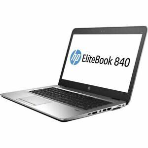 HP Elitebook 840 G3 Core i7-6600U 2x 2,60GHz 16GB 750GB Intel HD CAM TB W10 B22