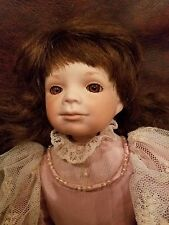 "13"" Doll named Cassandra The Collectables by Phyllis Parkins Doll  555 Nominee"