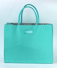 New! Wholesale Lot 10 x Lancome Paris Turquoise Tote Bag Beach
