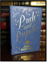 Pride and Prejudice by Jane Austen Brand New Leather Collectible Gift Edition