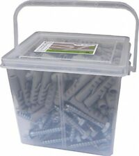SAC Electronics-ANTENNA PARABOLICA Bullone di fissaggio a muro Pack e spine crudo, 10 x 50 mm