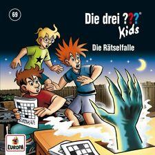 Die Drei ??? Kids - 069/die Rätselfalle CD NEU OVP