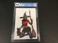 Sabrina the Teenage Witch #1 C2E2 Chatzoudis Virgin Variant Ltd to 150 CGC 9.8