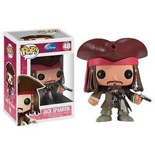 Pirates of the Caribbean Jack Sparrow Pop! Vinyl Figure-New