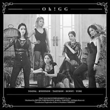 Girl's Generation SNSD Oh GG Lil' Touch KIHNO Album Kit Photocard Poster KPOP