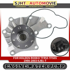 Water Pump for Holden Rodeo TFR55 TFS55 1990-2003 4JB1-T Turbo Diesel I4 2.8L