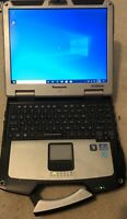 Panasonic Toughbook CF-31 i5-3340M MK4 Touch 4GB 300GB SSD Backlit Wifi Win10Pro