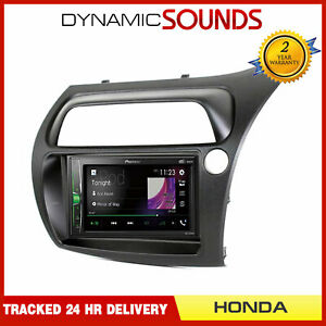 Pioneer 2-DIN DAB+ Spotify Bluetooth Upgrade Kit for Honda Civic 2006-2011