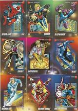Impel 1992 Marvel Universe Series 3 (You Pick Pick 2 Cards)