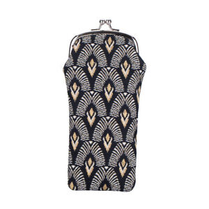 LUXOR GLASSES POUCH CUTE GLASSES CASE SIGNARE TAPESTRY LADIES WOMAN PRESENT GIFT
