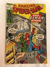 More details for amazing spider-man #92 1970 (pence)