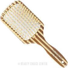 Olivia Garden Bamboo Ionic Massage Paddle Brush Large - HH-4 ECO Friendly