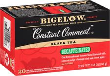 Bigelow Constant Comment Decaffeinated Black Tea