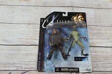 VTG The X-Files Alien Attack Series 1 Action Figure McFarlane Toys Caveman 1998