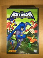 Batman: The Brave and the Bold, Vol. 3, New DVD