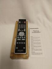 Marantz RC101 Remote Controller Genuine OEM Original Box User Guides
