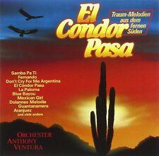 Orchestra Anthony Ventura - El Condor Pasa TRAUM-MELODIEN AUS DEM FERNEN SÜDEN