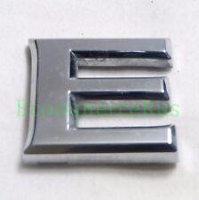 """08-13 Nissan Rogue Back Door Liftgate Letter """"E"""" Emblem Rear Badge Nameplate"""