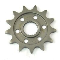 13T 520 for Yamaha WR250F 2001-2010 Steel Self-cleaning Front Sprocket Chain