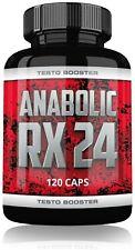 Muskelaufbau Anabol Muskelmasse Testo Booster Schnell Extrem No Steroide