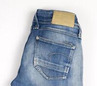 G-Star Brut Femme Lynn Extensible Skinny Jean Taille W27 L34 APZ820