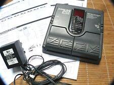 ZOOM 505 Pédale multi-effet pour guitare électrique mythique !
