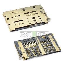 Simkarten Leser + Micro SD Reader für Samsung Galaxy A310 / A510 / A710 / A910