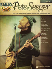 Banjo Play-Along #5 - Pete Seeger Songbook Tabulatur Tab mit CD
