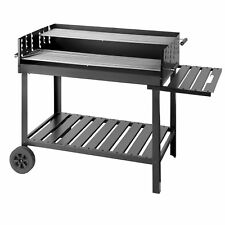 Grill carriages Vancouver, grill surface twice ever Ø 98x28 cm