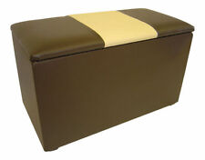 Faux Leather Trunk Furniture