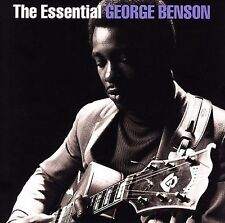 The Essential George Benson [Remaster] by George Benson (Guitar) (CD, Mar-2006, 2 Discs, Columbia/Legacy)