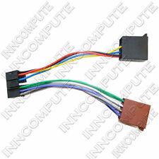 JVC 16 PIN ISO cablaggio autoradio ISO Guaina a piombo ct21jv03