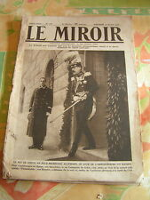 Le miroir 1916 WILHELMSHAFEN TOUL BAERLE DUC