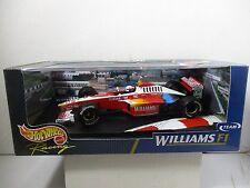 1/18 HOT WHEELS WILLIAMS FW21 ALESSANDRO ZANARDI