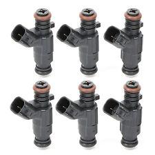 6pc 60lb Fuel Injectors for Nissan 350Z 370Z Maxima G35 G37 W/Free Clips  630cc