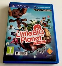 Little Big Planet Game for the Sony PlayStation PS Vita - FREE POSTAGE!