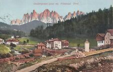 Cartolina Postale - Val di Funes / Villnößtal - Südtirol