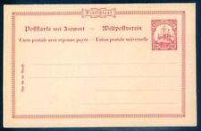 Briefmarken-Ganzsachen aus Deutsch-Neuguinea