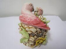 Harmony Kingdom Love Nest Tjser98 Romance Lovebirds David Lawrence Ltd Ed
