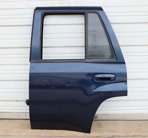 2006-2009 Chevrolet Trailblazer SS LH Driver Side Rear Passenger Door USED GM