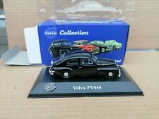 1/43 VOLVO COLLECTION DIECAST VOLVO PV 444 IN BLACK N MINT BOXED