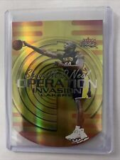 New listing 1999-00 Fleer Force Operation Invasion Forcefield #11 Shaquille O'Neal LAKERS