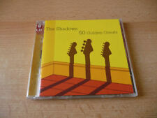 Doppio CD The Shadows - 50 GOLDEN Greats - 50 canzoni