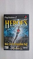 Heroes of Might and Magic: Quest for the Dragon Bone Staff (Sony PlayStation 2,