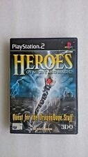 Heroes of Might and Magic  - Quest for the Dragon Bone Staff PS2